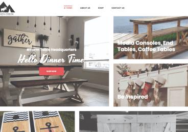 Cohen Creek Custom Designs & Decor