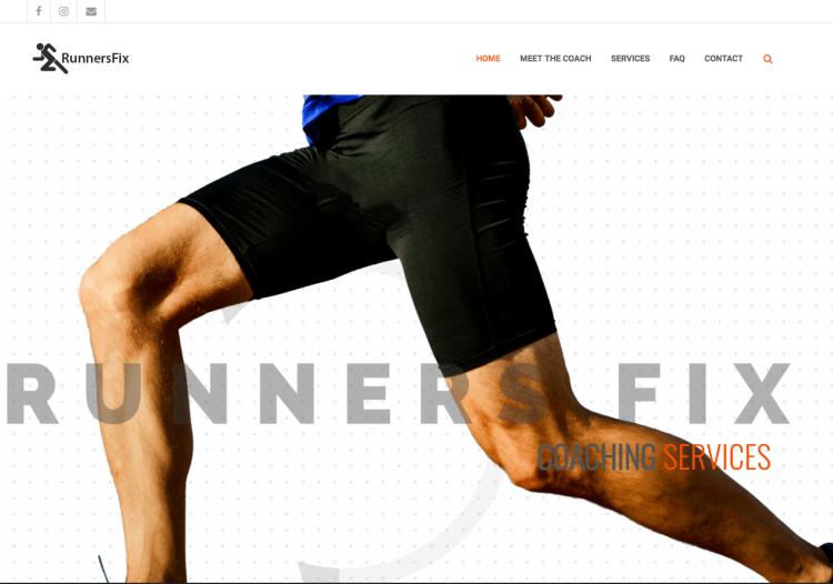 RunnersFix Coaching Services