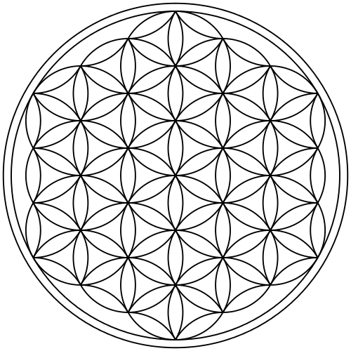 Flower of Life / Public Domain