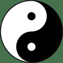 Yin-Yang / Public Domain