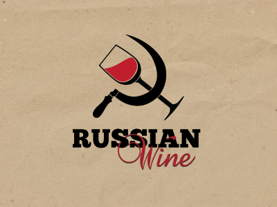 RussianWine Logo
