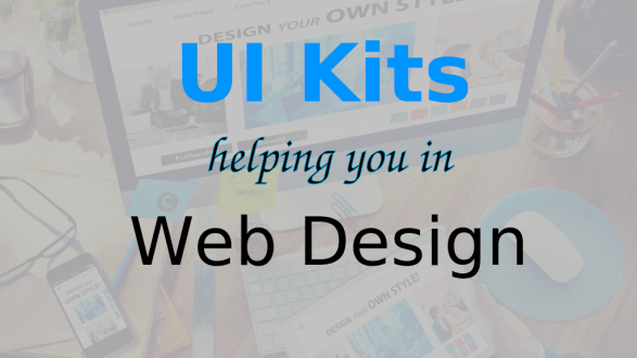 Top 5 Bootstrap UI kits helping you in Web Design