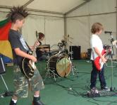Young bands stage Grassroots