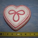 Heart Box with Rope Trim