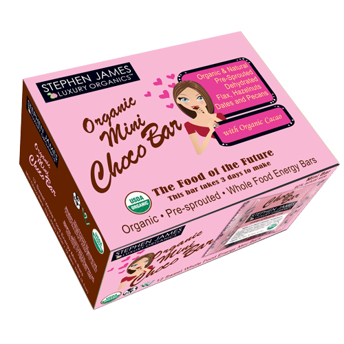 SJO Mini Energy Bar POP Packaging
