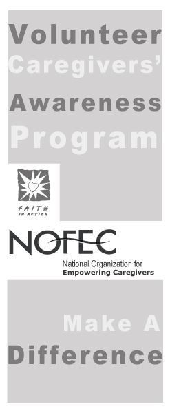 NOFEC Brochure Cover