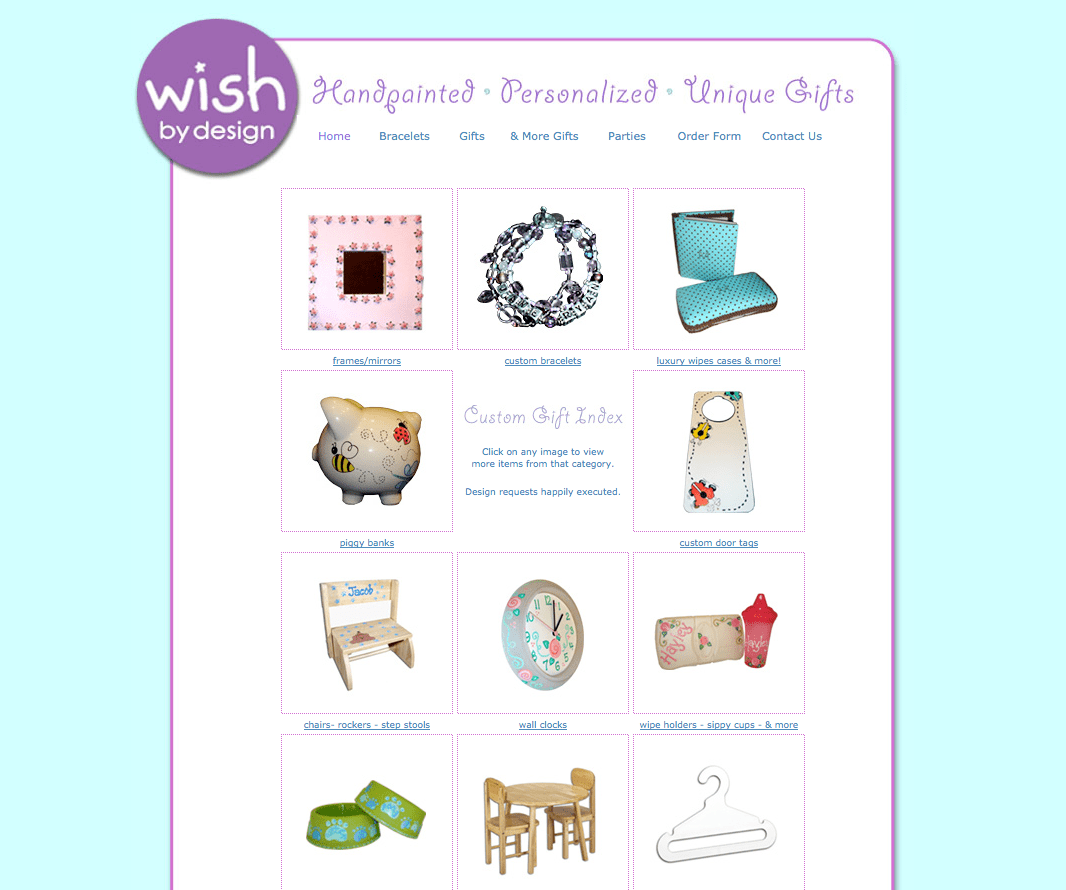 Wish by Design