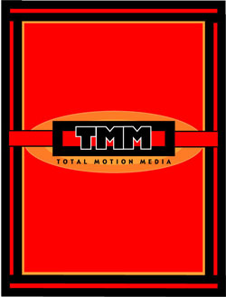 Total Motion Media Brochure Cover