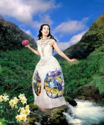 Fantasy Wedding 2 - digitally enhaced fashion photography