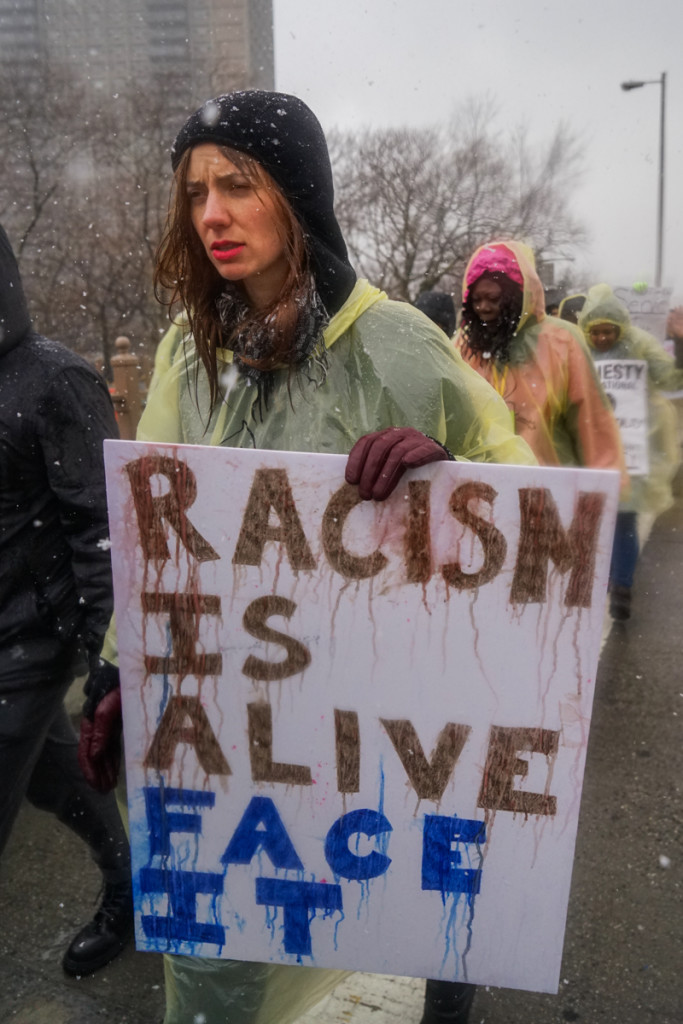 Racism is Alive