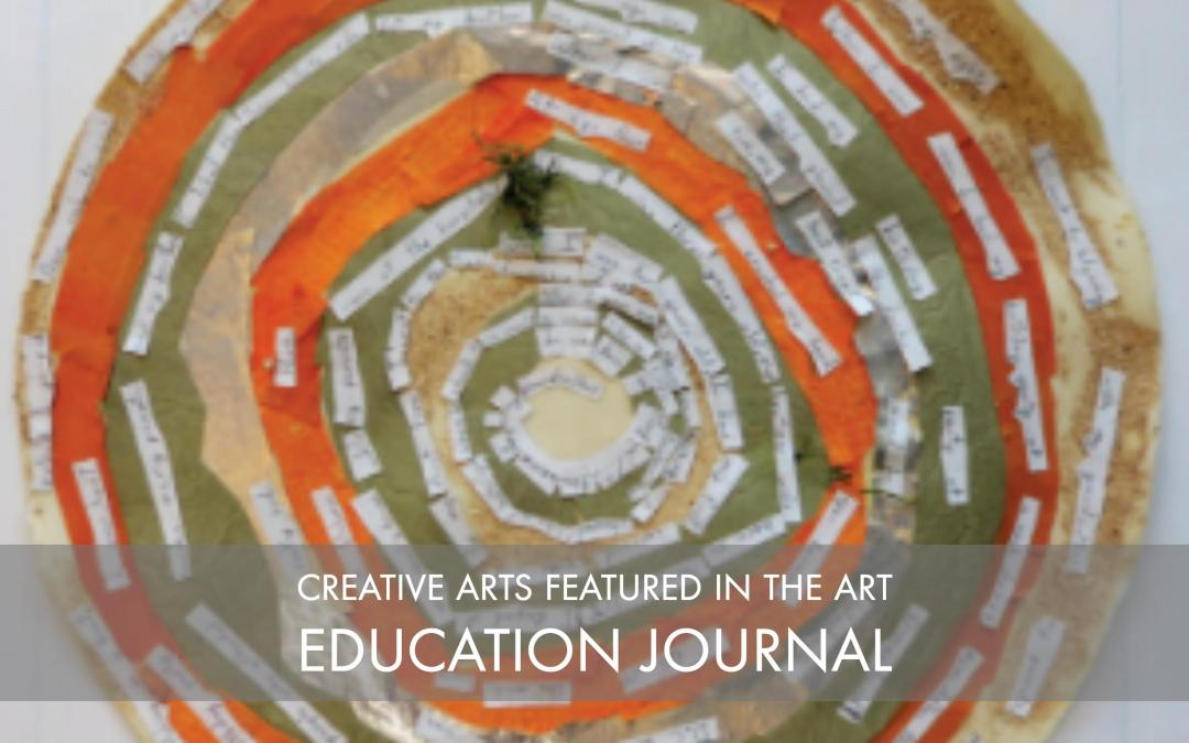 Creative Arts in the Art Education Journal