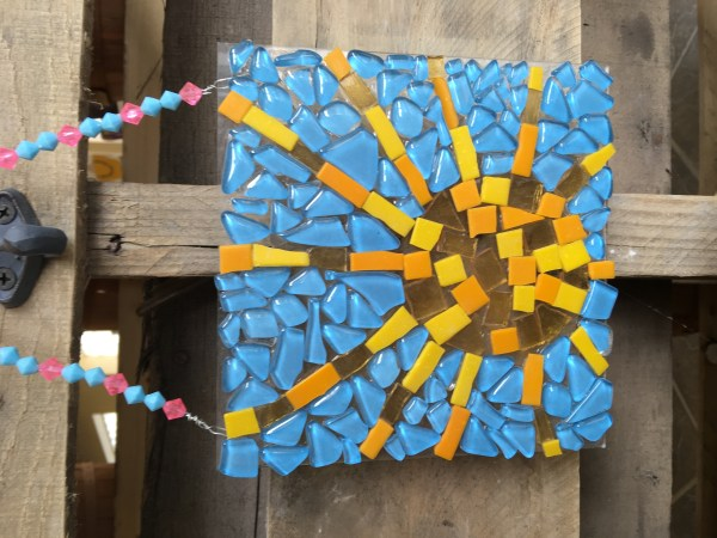Mosaics Creative Arts Studios Royal Oak Pottery Painting