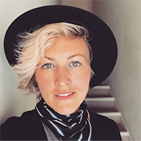 Lizi Hamer Creative Director, Arcade Singapore