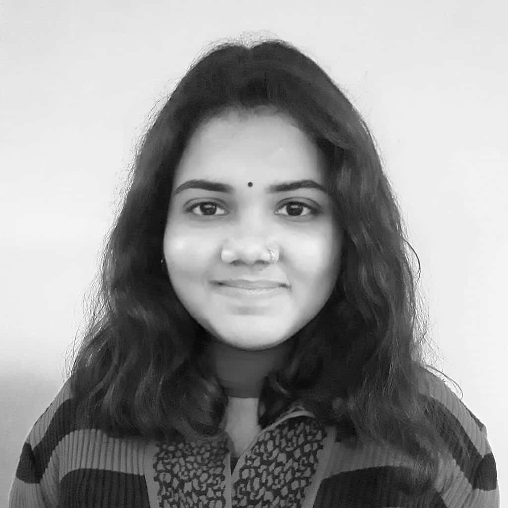 Creativeay Team Member - Moumita Baral