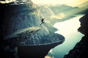 Base Jumping image by Jack Moreh from free image sites, Freerange