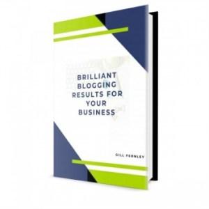 Brilliant Blogging Book Cover