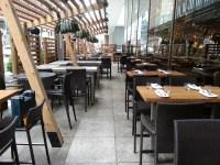 Creative Build  Reclaimed Wood Restaurant Patio Table