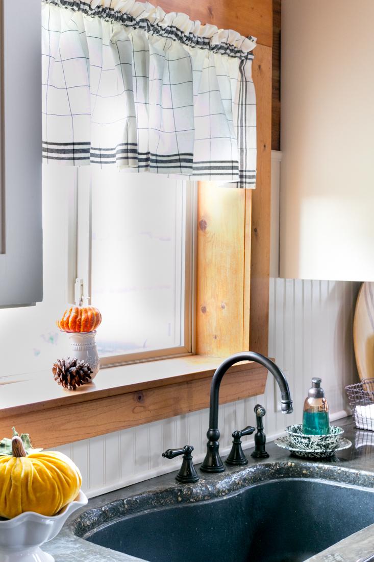 farmhouse kitchen curtains creative