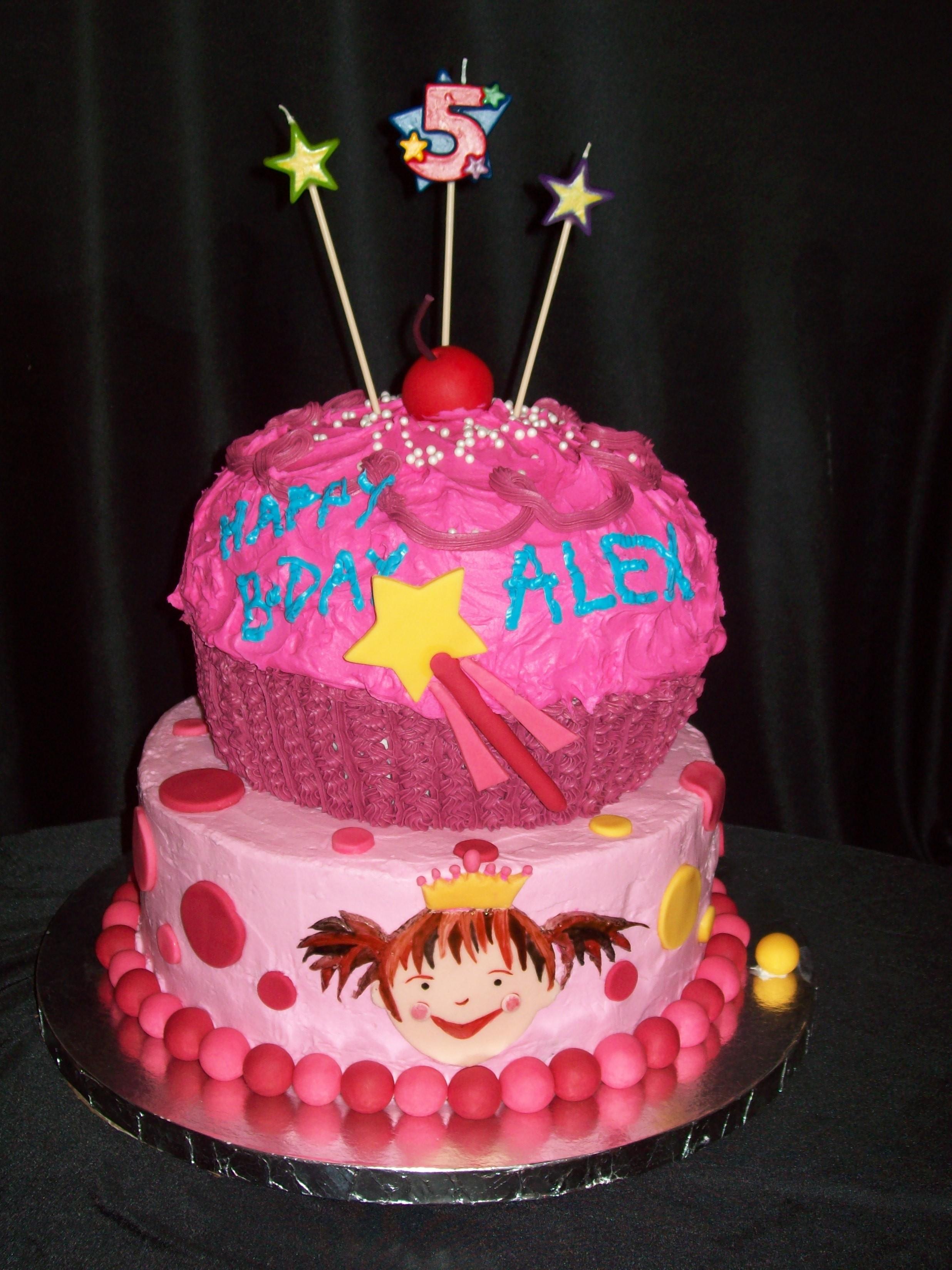 Pinkalicious Creative Cake Designs