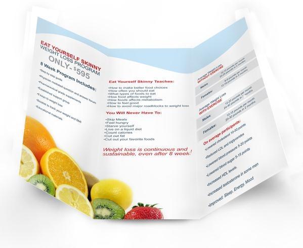 60 Beautiful Tri Fold Brochure Designs And Premium