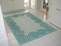 Entryway Rug | Creative Carpet Designs