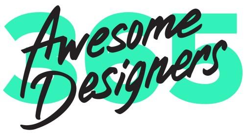 small resolution of 365 awesome designers