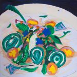 Salad II 2015 Painting