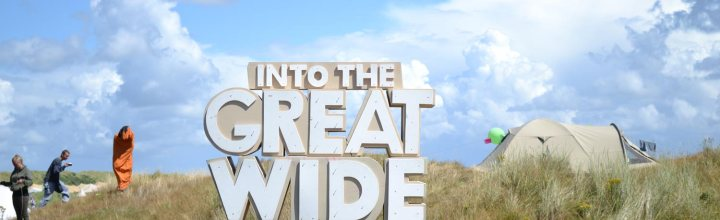 Into the Great Wide Open… Here we Come
