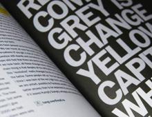 EBRD Typographic Publication
