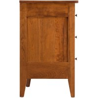 Vineyard II Three Drawer Nightstand