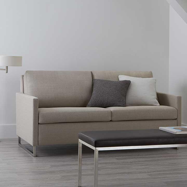 Brandt Comfort Sleeper by American Leather  Creative Classics