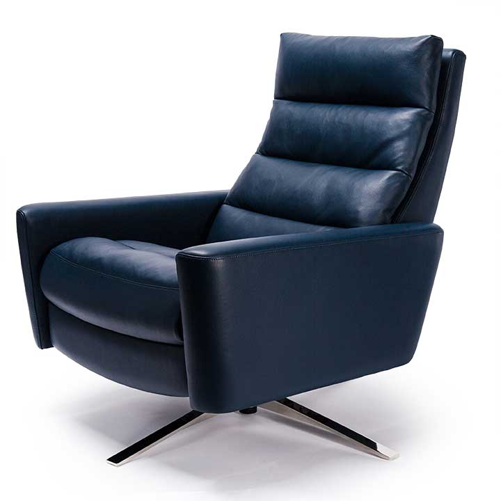 american leather chairs and recliners kids arm cirrus comfort air chair by creative classics