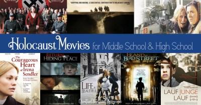 Holocaust Movies FB
