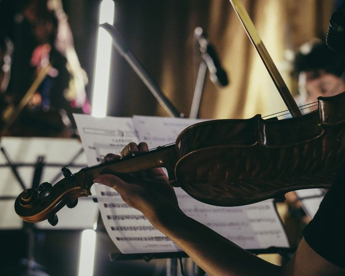 Coaching for musicians auditions