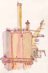 Blast Furnaces, SteelStacks, Bethlehem, PA
