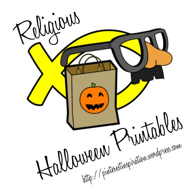 Fascinating! Religious Halloween Printables