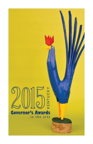 2015 GA Program cover