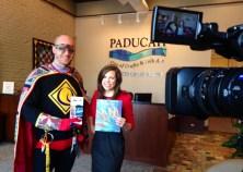 Government Award winner Paducah Convention & Visitors Bureau - Photo courtesty of Paducah CVB