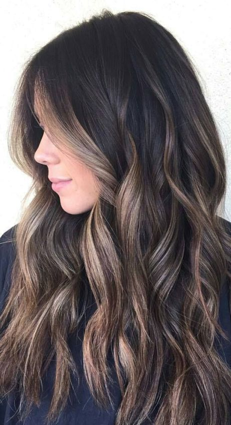 How To Get Beautiful Balayage Highlights For Your Brown Hair