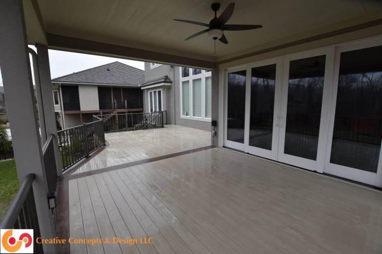 AZEK Hazelwood deck 4