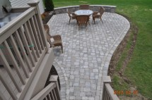 Circular Brick Patio Designs