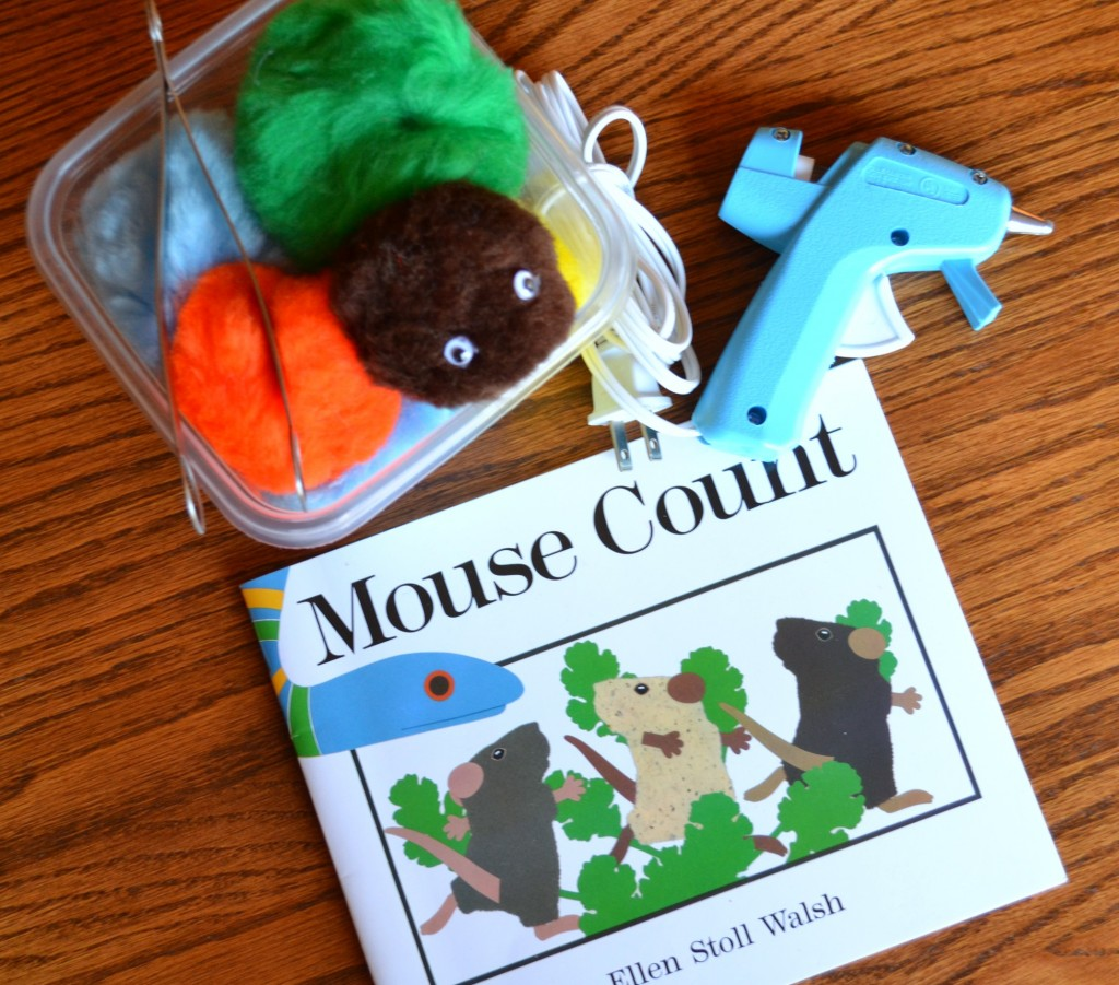 Mouse Count The Literacy And Math Connection