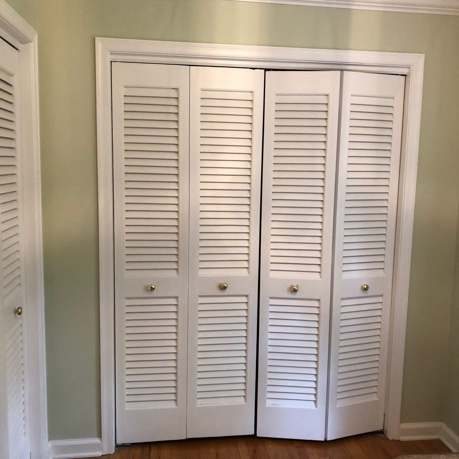 Luxury Remodel Closet Before