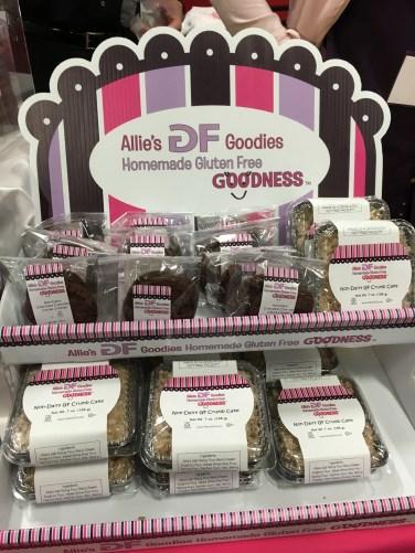 Allies GF Goodies - great treats