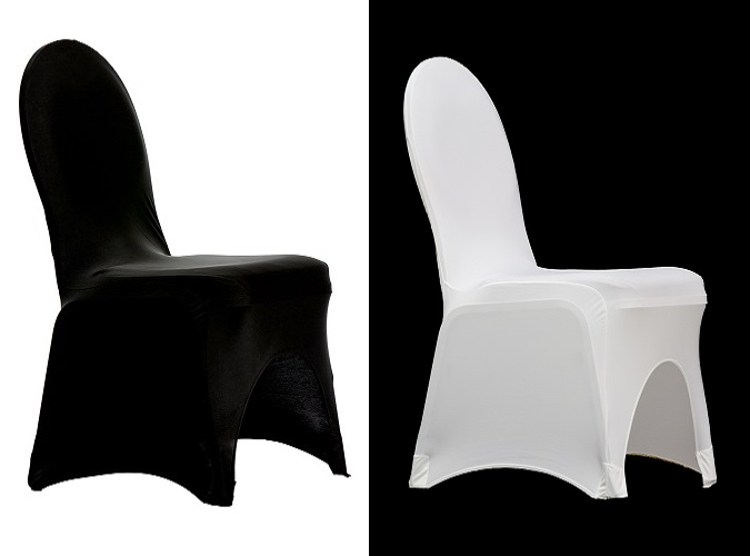 spandex chair covers for sale cheap mid century modern dining table and chairs creative coverings cover black white
