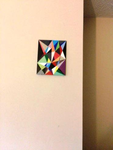 Geometric Painting 6
