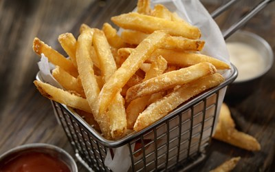 July 13, 2021 –  National French Fry Day