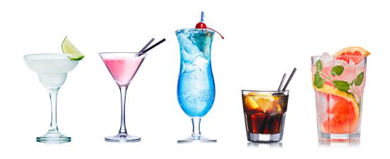 Signature Cocktails 4