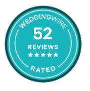Wedding Wirer Rating Award