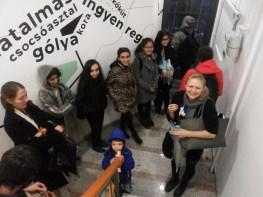 exhibition tour